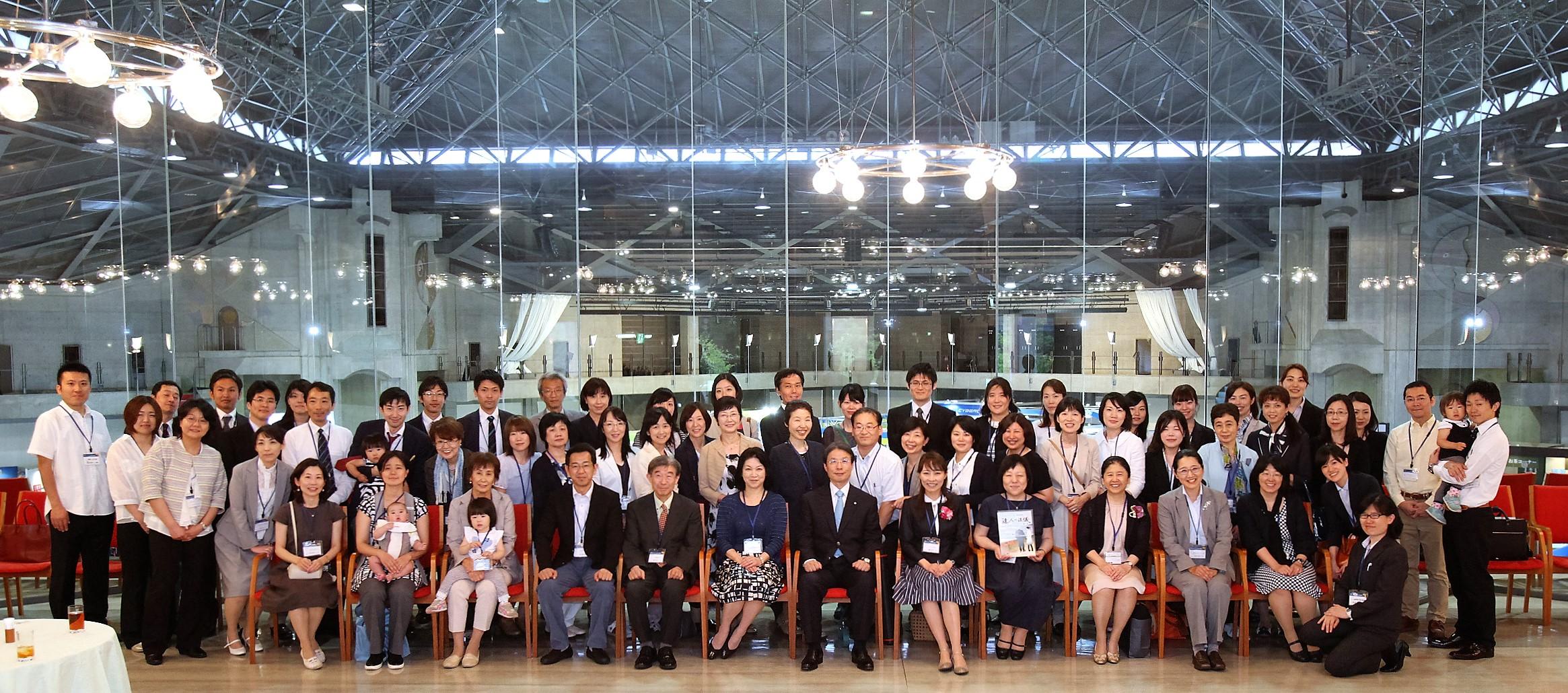 第15回RJN懇親会【第53回学術集会 RJN懇親会 in京都】写真